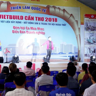 Vietbuild Can Tho 2018 - international Exhibition